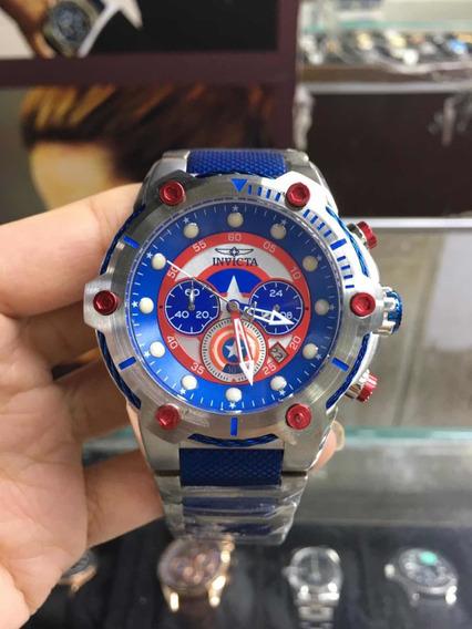 Relógio Invicta Modelo Novo Prata
