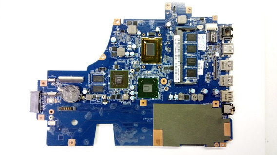 Placa Mãe Core I7 Nvidia 735m Notebook Sony Svf15a Series