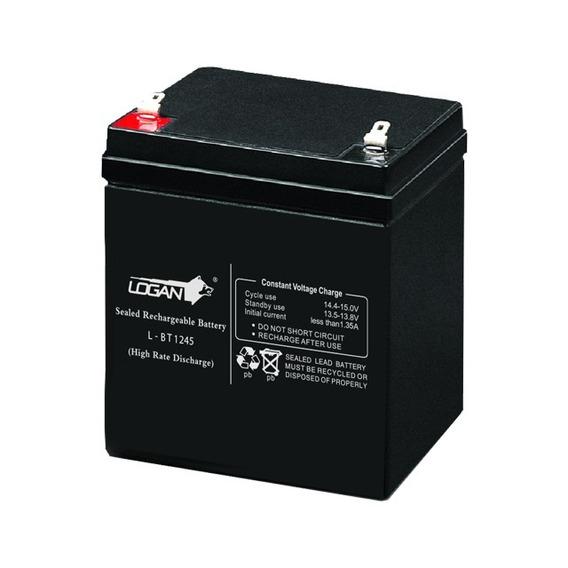 Bateria 12v 4.5ah Pila Recargable Cerco Electrico Ups