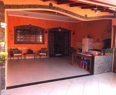 Sobrado Para Venda Em São José Dos Campos, Residencial Bosque Dos Ipês, 3 Dormitórios, 1 Suíte, 1 Banheiro, 3 Vagas - Sobrado Vda 03