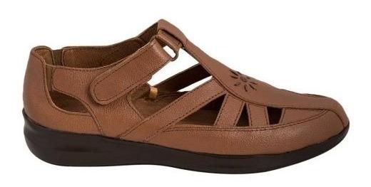 Zapato Confort Shosh Confort 5013 Cof 178762 Elastico Piel