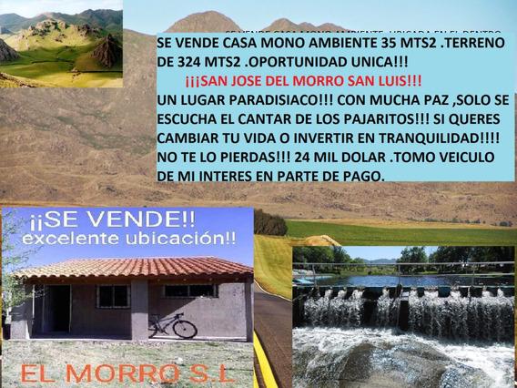 Casa ,terreno En Venta. El Morro San Luis Calidad De Vida!!