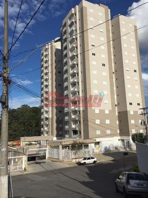 Apartamento Com 3 Dormitórios À Venda, 85 M² Por R$ 400.000 - Jordanópolis - Arujá/sp - Ap0430