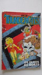 Quadrinhos Star Apresenta Thundercats Nº 19