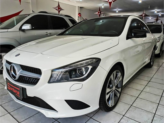 Mercedes-benz Cla 200 First Edition 1.6 Tb 16v Aut. ** 44.0
