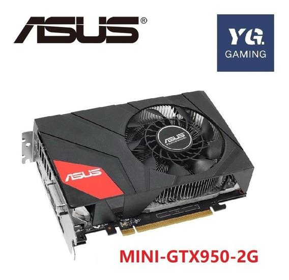 Placa De Vídeo Gtx 950 2gb Ddr5 Mini ( Erro 43)
