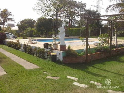 Chácara À Venda, 2275 M² Por R$ 1.000.000,00 - Campestre - Piracicaba/sp - Ch0128