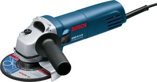 Esmerilhadeira Angular 4.1/2 670w Gws 6-115 Bosch