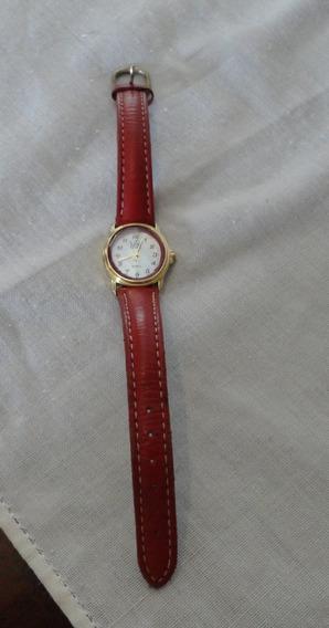 Relógio De Pulso Dumont Crystal