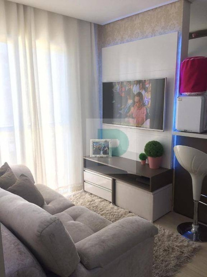 Apartamento No Nova Mogilar Em Mogi Das Cruzes - Ap0261