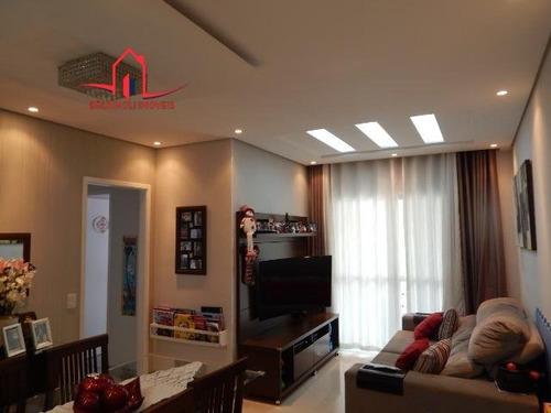 Apartamento A Venda No Bairro Engordadouro Em Jundiaí - Sp.  - 2892-1