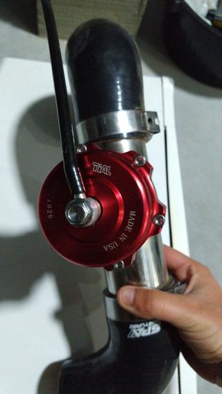 Pressurização Ap Turbo Com Valvula