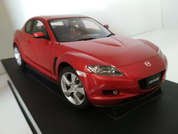 Miniatura Mazda Rx-8 2003 75923 Escala 1:18 Autoart