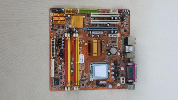 Kit Placa Mãe Itautec St4262 Intel Core 2 Duo 3.0ghz 2gb Ddr