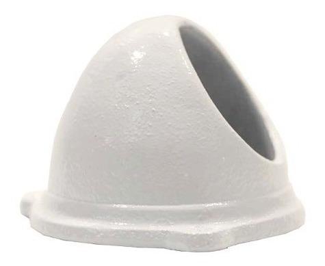 Protetor P/ Câmera Dome C/ Infra Segurança 2 Peças