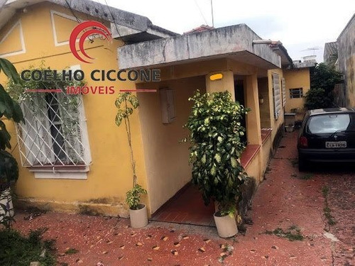 Imagem 1 de 1 de Terreno Em Osvaldo Cruz - Sao Caetano Do Sul - V-4006