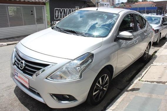Nissan Versa Sl 1.6 Xtronic Sem Entrada Carro Bom Uber Score