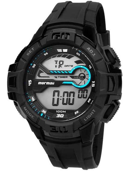 Relógio Mormaii Masculino Digital Acqua Mo10818c