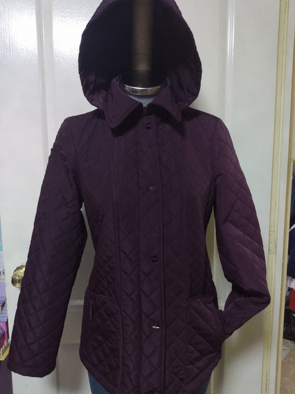 Chamarra Delgada/abrigo Calvin Klein Para Dama