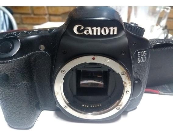 Retirada De Peças - Canon 60d -