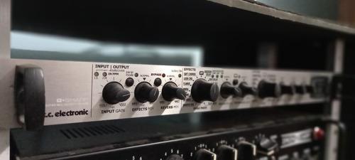 Imagen 1 de 4 de Procesador De Efectos Para Guitarra Tc Electronic G-sharp