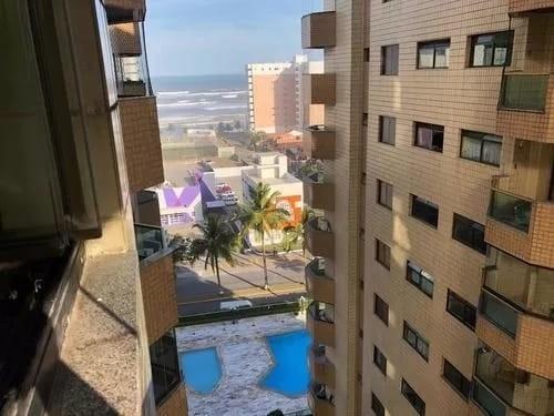 4297 - Cobertura No Golden Centro Mongaguá 3 Dormitórios