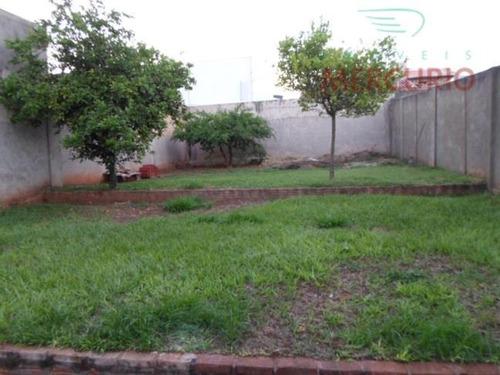 Imagem 1 de 11 de Casa À Venda, 125 M² Por R$ 330.000,00 - Jardim Bela Vista - Bauru/sp - Ca1115