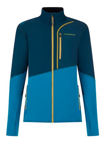 Chamarra Hombre Outdoor Techstretch Maze Jkt M La Sportiva