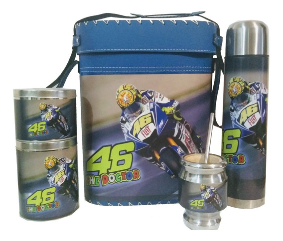 Set Matero Valentino Rossi The Doctor 46 Marc Marquez