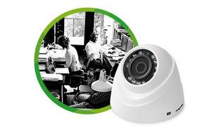 Câmera Dome Intelbras Super Analógica