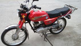 Suzuki Suzuki Ax100 Especial 2012