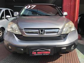 Honda Cr-v 2.0 Ex 4x4 Aut. 5p 2007