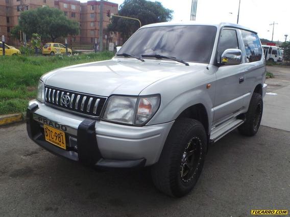 Toyota Prado Sumo Mt 2700 Cc