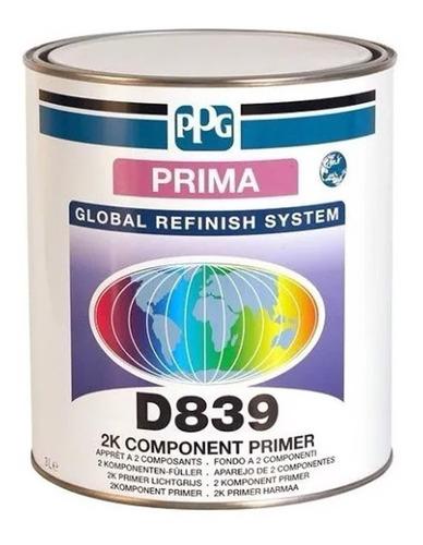 Primer 2k D839 Prima Gris 3 Lts. Ppg - Iacono