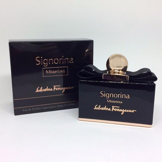 Signorina Misteriosa Eau De Parfum 100ml + Amostra De Brinde