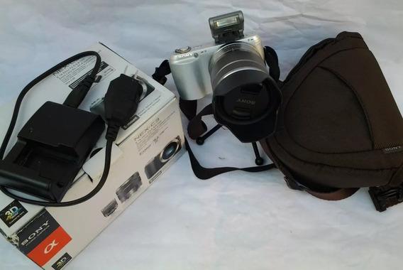 Camara Sony Nex C3 (usada) Muy Buen Estado