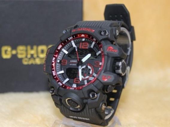 Kit Com 5 Relógios G-shock Casio Prova D,água