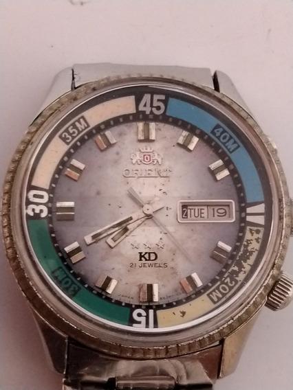 Relógio De Pulso Orient Kd Automático