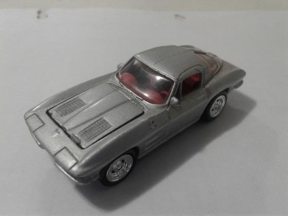 Chevrolet Corvette Johnny Lightning 1/64 Ruedas Plasticas