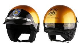 Kraft Custom Sheriff Dourado M 57 - Harley Custom