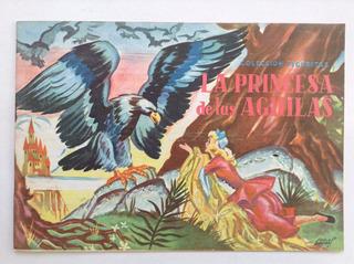 Revista Coleccion Figuritas N° 4 Princesas Codex 1952
