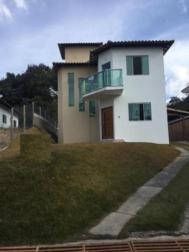 Excelente Casa Em Condomínio 03 Quartos 01 Suíte 04 Vagas! - 21226