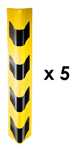 Protector Esquinero Para Vehículo - Amarillo X 5 Unidades