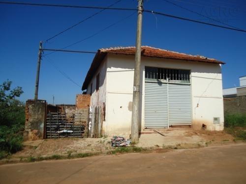 Barracão Comercial À Venda, Centro, Pederneiras - Ba0051. - Ba0051