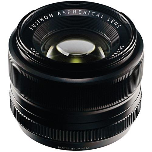 Lente Fujifilm Xf 35mm F/1.4 R Para/ Xt-2 E Xt-20
