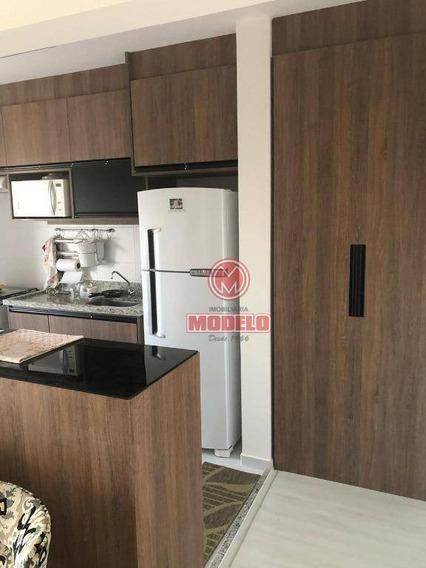 Apartamento Com 1 Dormitório À Venda, 52 M² Por R$ 300.000 - Vila Independência - Piracicaba/sp - Ap2709