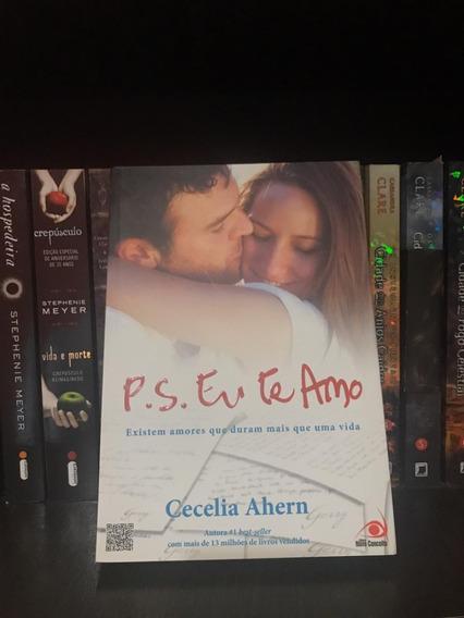 Livro - P.s. Eu Te Amo - Cecelia Ahern - Ed. Novo Conceito