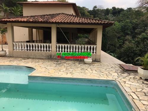 Chácara Em Condomínio Na Beira Da Represa Em Jacareí-sp - 1448