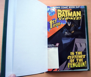 Envio Gratis 50 Comics Coleccion Batman Strikes Completo Ing