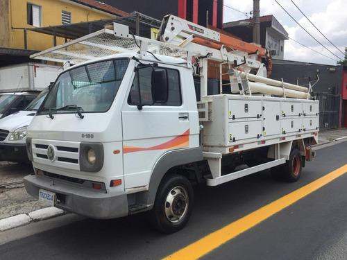 Volks 8.150 Ano 2012 Cesto Aéreo R$ 142.000,00